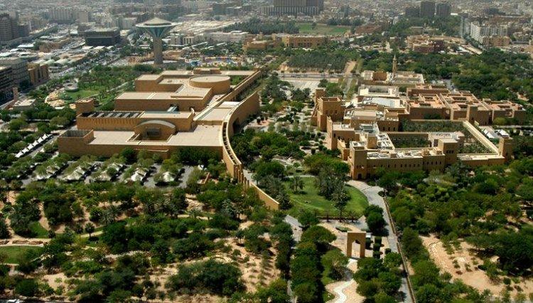 مركز الملك عبدالعزيز التاريخي في الرياض