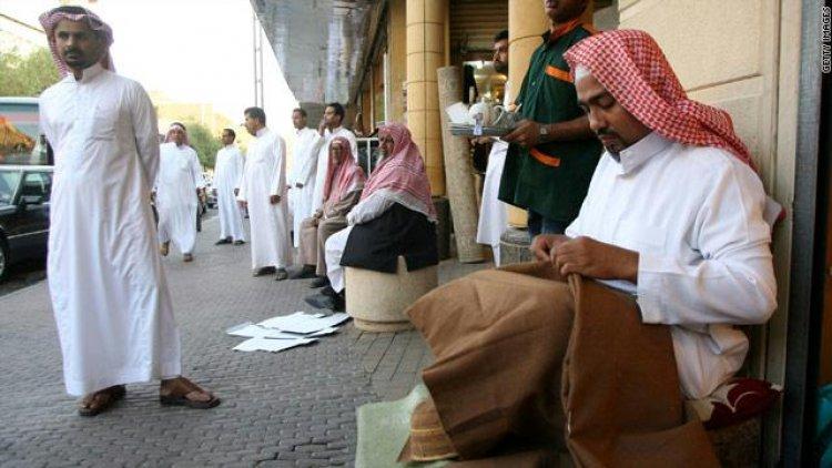 البشت السعودي الزي الرسمي للرجال في السعودية