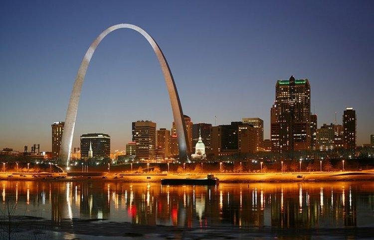 مدينة سانت لويس