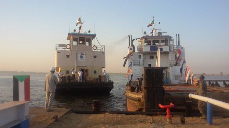 أكبر ميناء في السودان