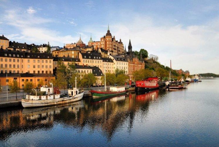 مدينة مالمو السويد