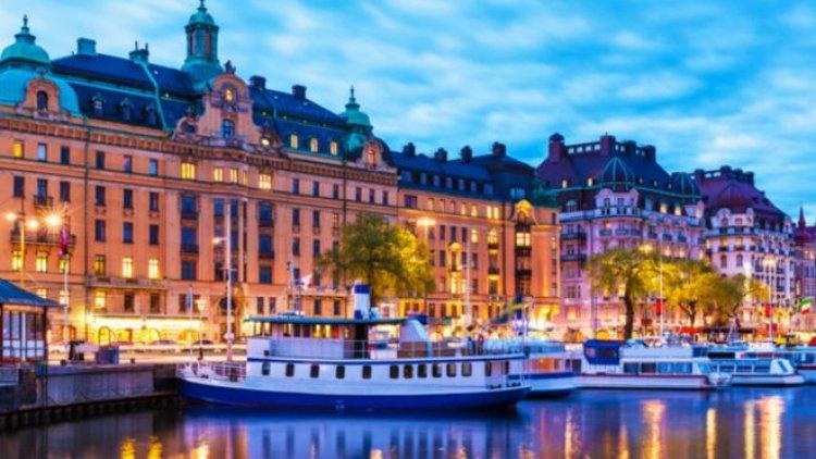 مدينة ستوكهولم في السويد