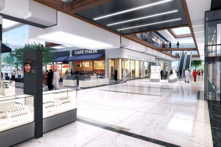 مركز تسوق زيرو 6 مول في الشارقة
