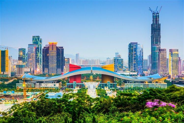 مدينة شنتشن في الصين