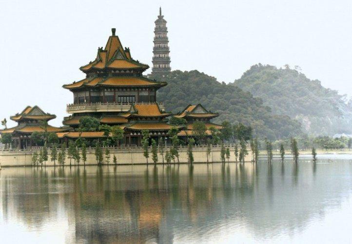 مدينة فوشان الصين