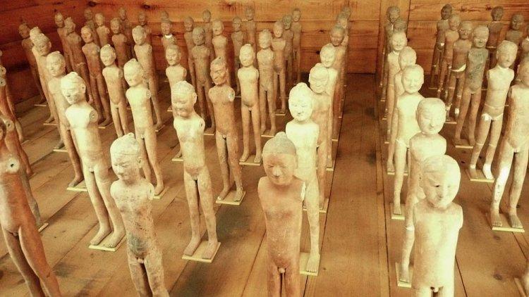 متحف مقبرة هينانغ الصين