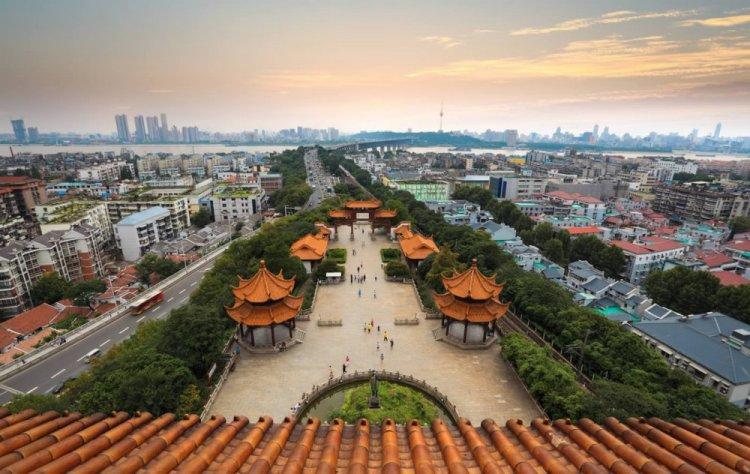 مدينة ووهان- الصين