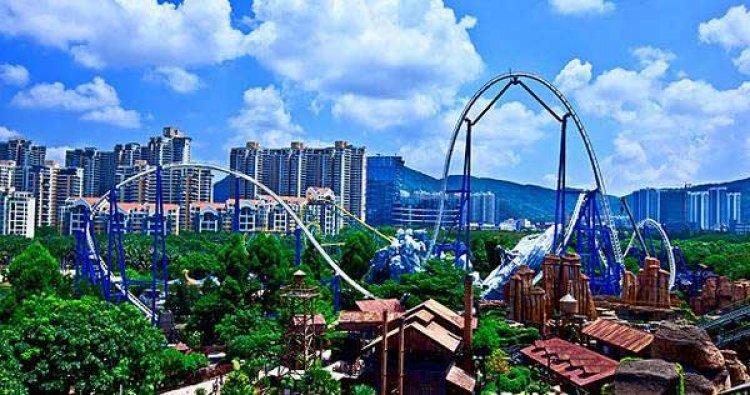 هابي فالي في شنزن الصين