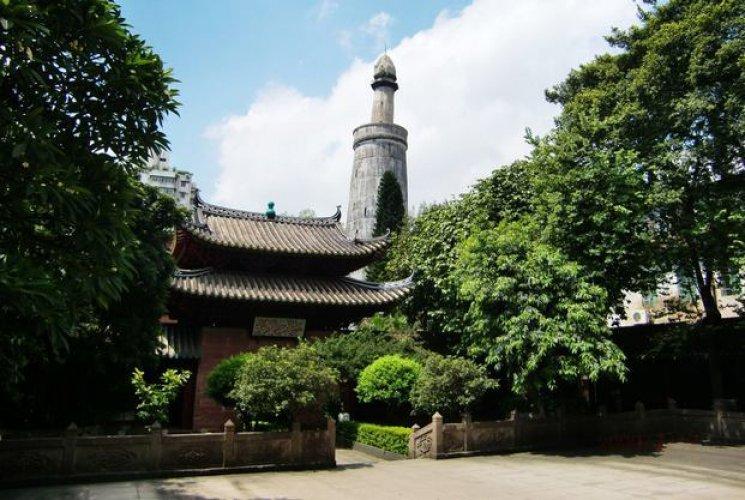 مسجد هوايشينغ في كوانزو