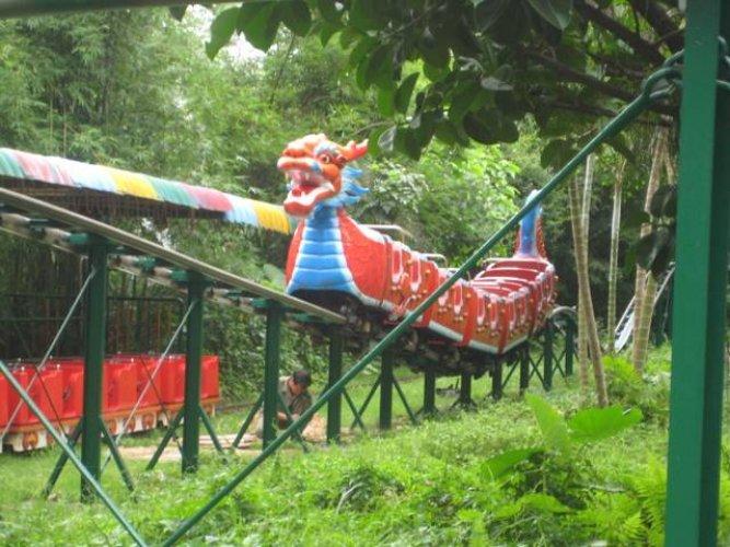 حديقة دونغهو في شنزن