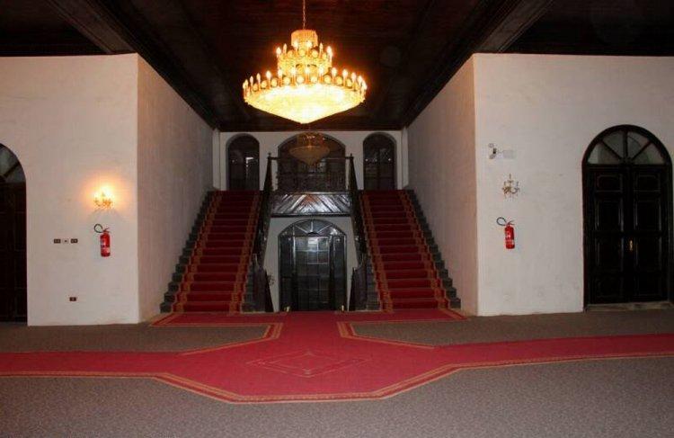 من داخل قصر شبراالتاريخي