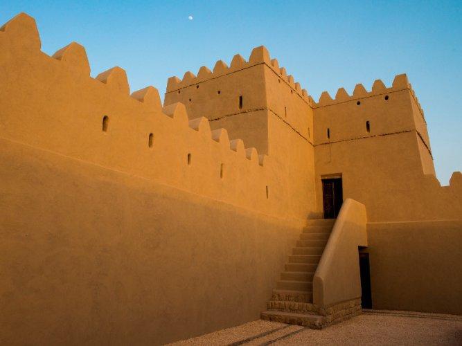 قصر المويجعي من الداخل