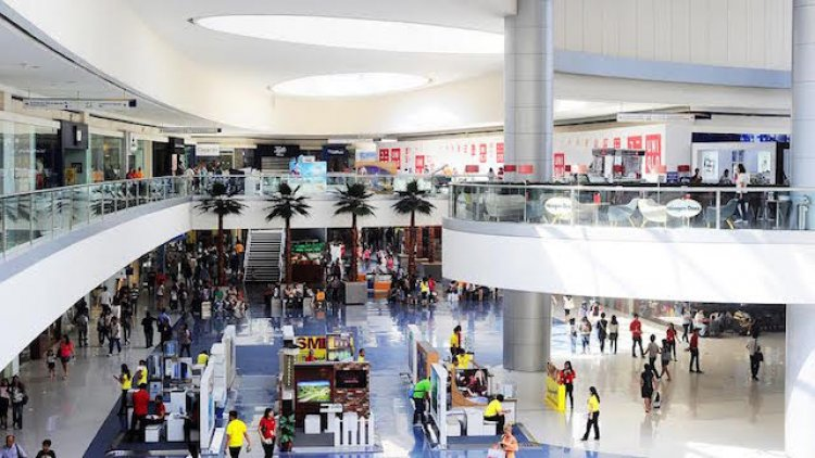 مجمع SM Mall of Asia في مدينة باساي الفلبينية