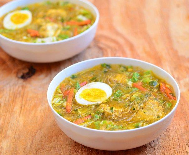 اشهر اكلات شعبية في المطبخ الفلبيني