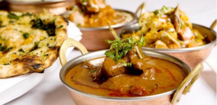 مطعم انديا كورنر الهندي
