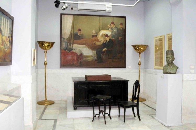 متحف مصطفى كامل في القاهرة