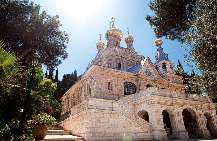 كنيسة مريم المجدلية في القدس