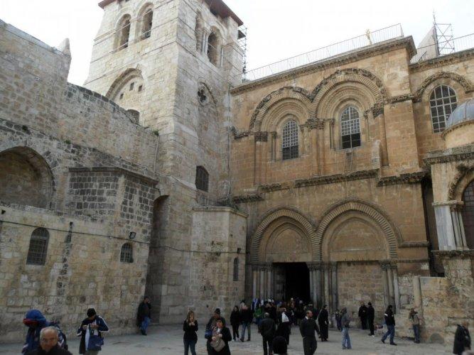كنيسة القيامة فى القدس
