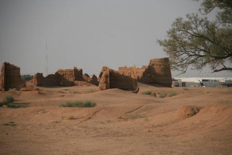 أطلال الشنانة Ruins of shinanah في الرس