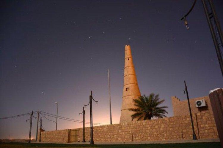 برج الشنانة Tower of shinanah في الرس