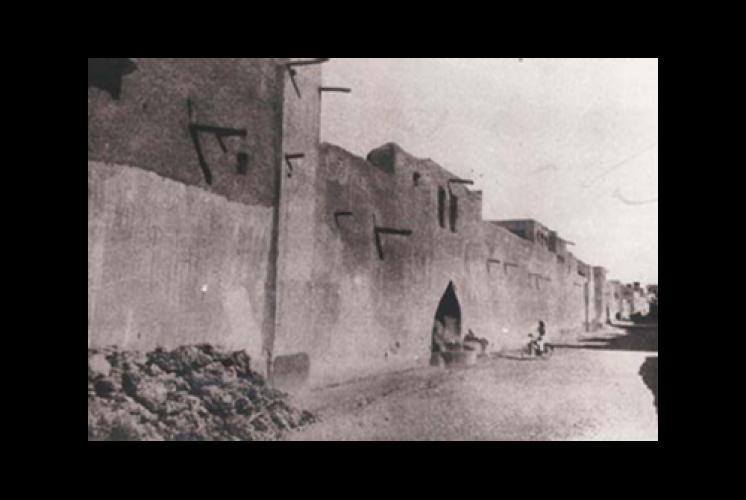 سور الفحيحيل بالكويت