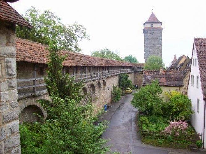 جدران مدينة نورنبرغ