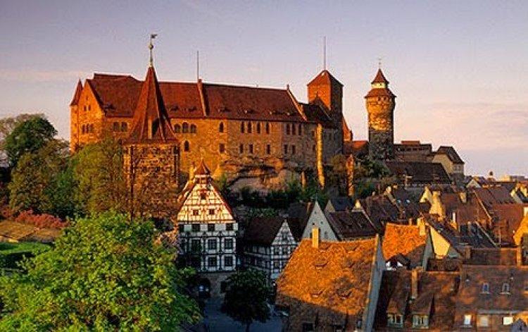 قلعة نورنبرغ