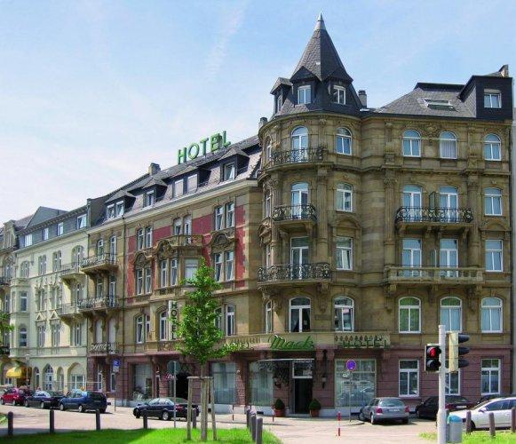فنادق مدينة مانهايم