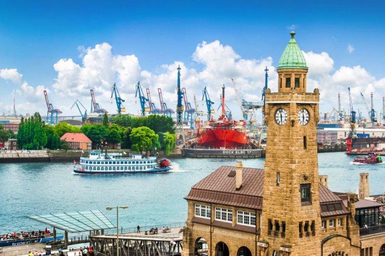 ميناء هامبورغ