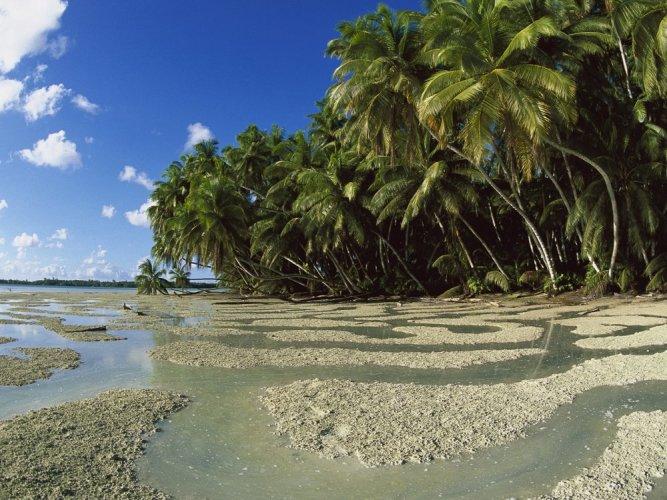 جزر بالميرا من الجزر المميزة والجميله بشواطئها