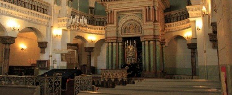 كنيس ابن دنان في مدينة فاس بالمغرب