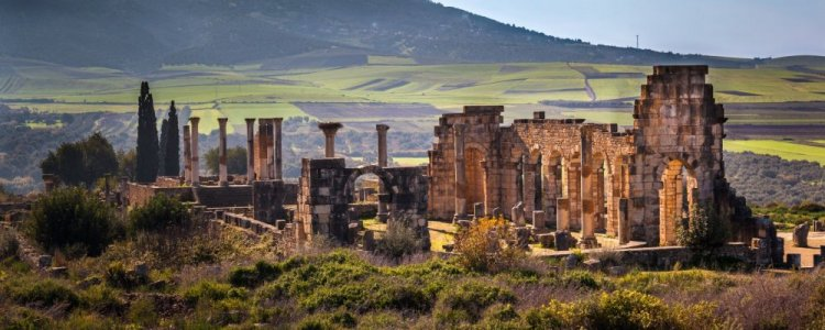 الاطل الرومانية في مكناس