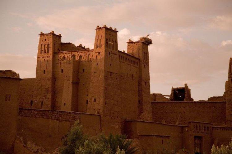 قصر آيت بن حدو