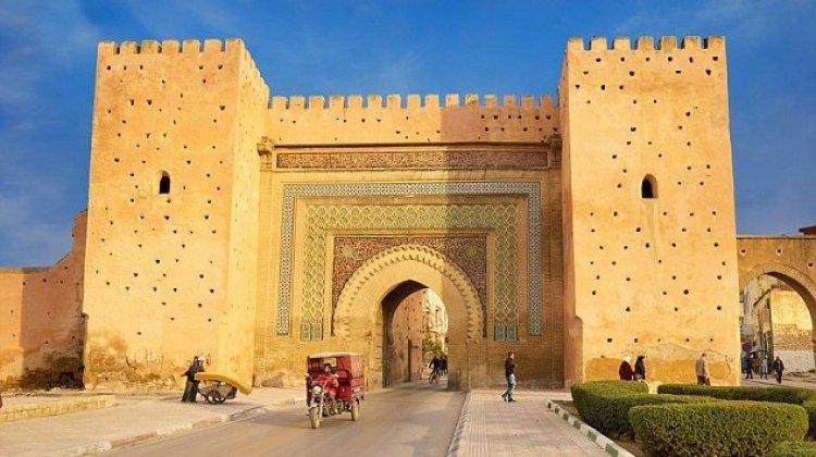 مدينة فاس المغرب