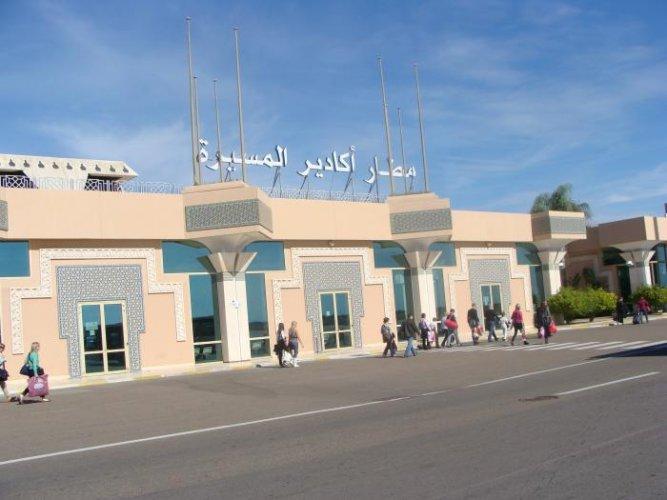 مطار أكادير المسيرة الدولي