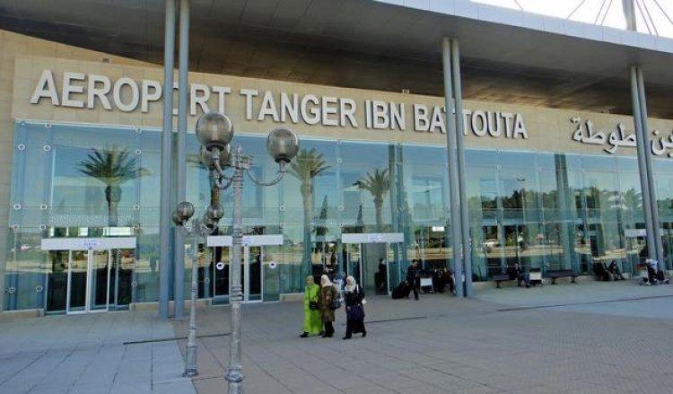 مطار ابن بطوطة الدولي