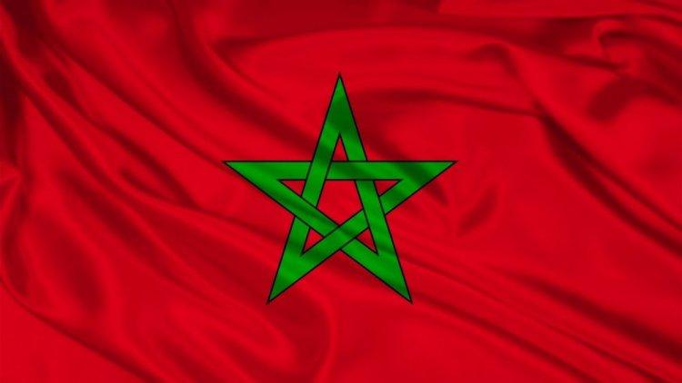 معنى علم المغرب
