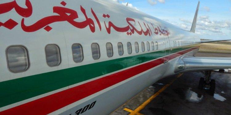 النقل الجوي في المغرب