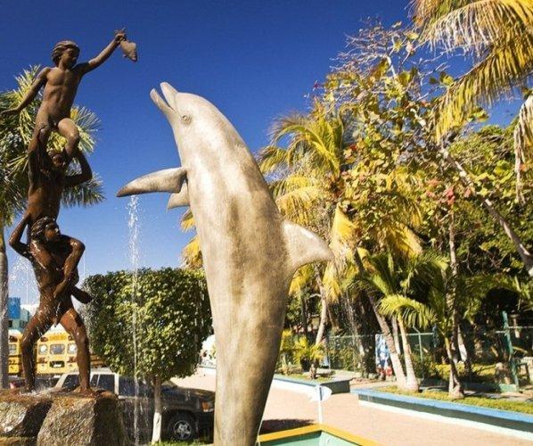 مازاتلان أكواريم في مدينة مازاتلان بالمكسيك