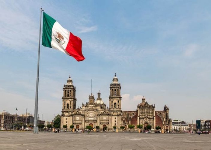 اللغة الاسبانية اللغة الرسمية للمكسيك
