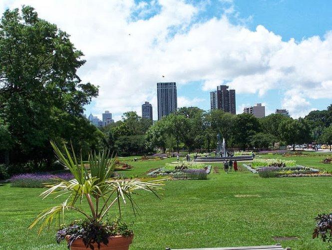 حدائق لينكولن في مكسيكو سيتي