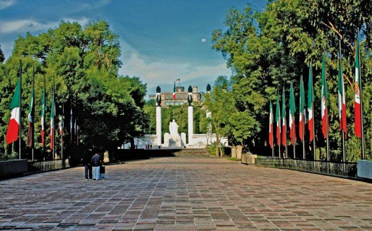حديقة بوسكي دي تشابولتيبيك