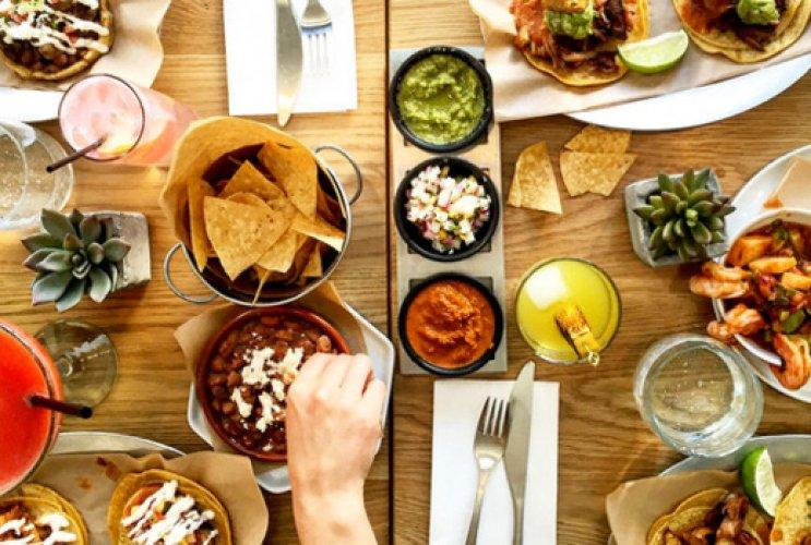 اشهر اكلات شعبية في المكسيك
