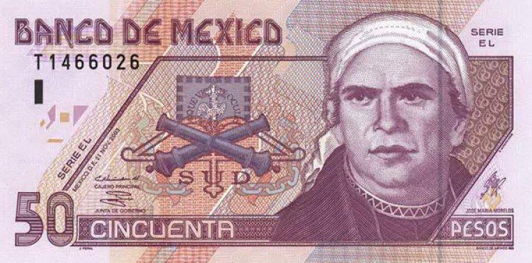 البيزو المكسيكي