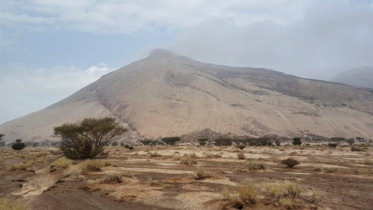 جبل جبلة .. أجمل المعالم الطبيعية في وسط نجد