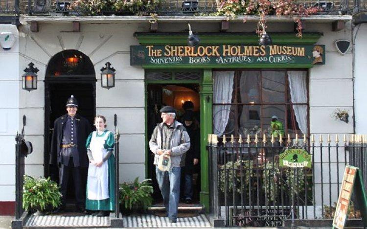 متحف شرلوك هولمز في لندن