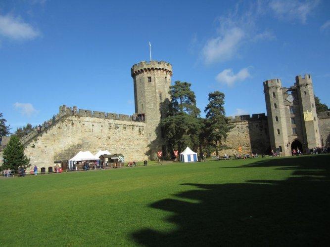 قلعة ورك في المملكة المتحدة