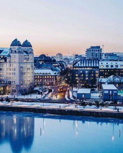 أوسلو احد اهم الاماكن السياحية في النرويج