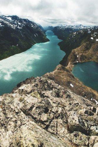 حديقة Jotunheimen الوطنية في النرويج