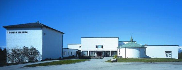 متحف الجامعة في ترومسو النرويج